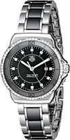 Tag Heuer Women's WAH1312.BA0867 Stainless Steel Analog Watch
