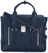 3.1 Phillip Lim medium Pashli satchel - women - Calf Leather/Cotton - One Size
