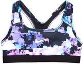 Nike OLDER GIRL FLORAL PRINT BRA TOP