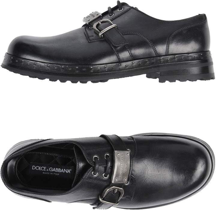 Dolce & Gabbana Lace-up shoes - Item 11494949HV