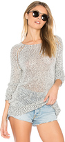 BB Dakota Cait Sweater in Gray