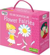 SASSI Flower Fairies Book and Card Game