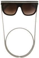 Stella McCartney Falabella oversized sunglasses