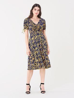 Diane von Furstenberg Wade Reversible Mesh Dress