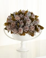 John-Richard Collection Regal Proteas Faux-Floral Arrangement