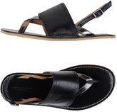 Dries Van Noten Thong sandals