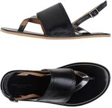 Dries Van Noten Toe strap sandals