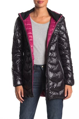 Noize Claire Lightweight Puffer Mid Jacket