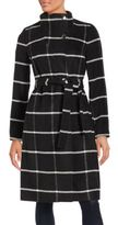 Ivanka Trump Plaid Coat