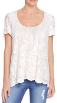 Show Me Your Mumu Lola Lace Top