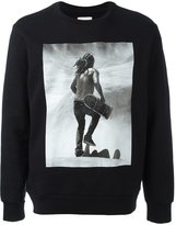 Palm Angels photo print sweatshirt