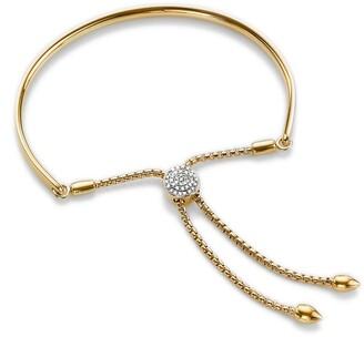 Monica Vinader Engravable Fiji Diamond Toggle Bracelet