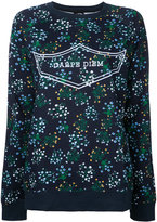 The Upside floral print sweatshirt - women - Cotton - XS