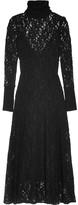By Malene Birger Palomos Corded Lace Midi Dress - Black