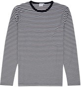 Sunspel Striped Jersey Top