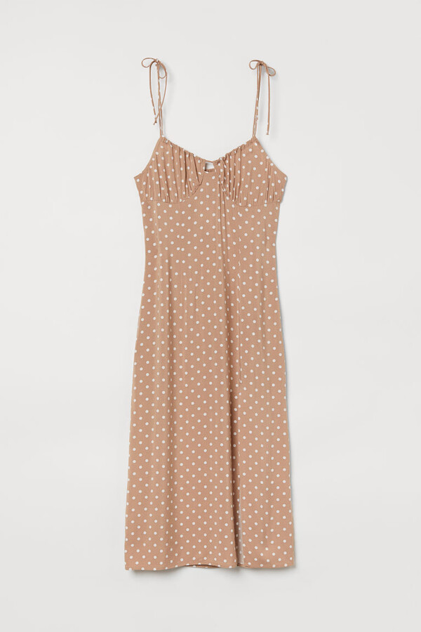 Thumbnail for your product : H&M Slit-detail dress
