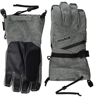 Burton GORE-TEX(r) Gloves (Bog Heather) Extreme Cold Weather Gloves