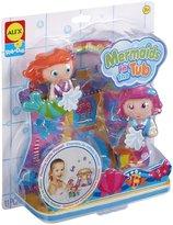 Alex Rub A Dub Mermaids Bathtub Toy Playset