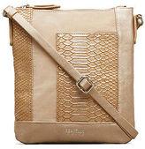 Kenneth Cole Crossbody Bag With Off Center Slip Pocket