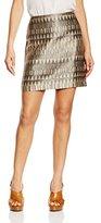 Cinque Women's Skirt - Beige -