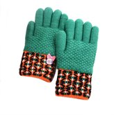Yacun Touchscreen Texting Gloves - Warm Spider Knit Winter Gloves