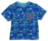 Sovereign Code Boys' Camo Dinosaur Print Tee - Little Kid, Big Kid