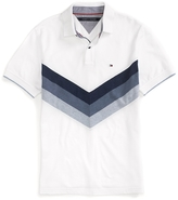 Tommy Hilfiger Custom Fit Pieced Polo