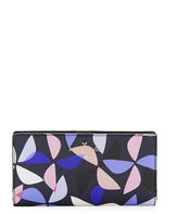 Kate Spade Pinwheel Print Stacy Wallet