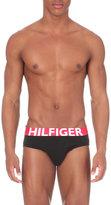 Tommy Hilfiger Colour-block Stretch-cotton Briefs