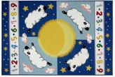 Fun Rugs Fun RugsTM Olive KidsTM Sleepy Sheep Rug - 19'' x 29''