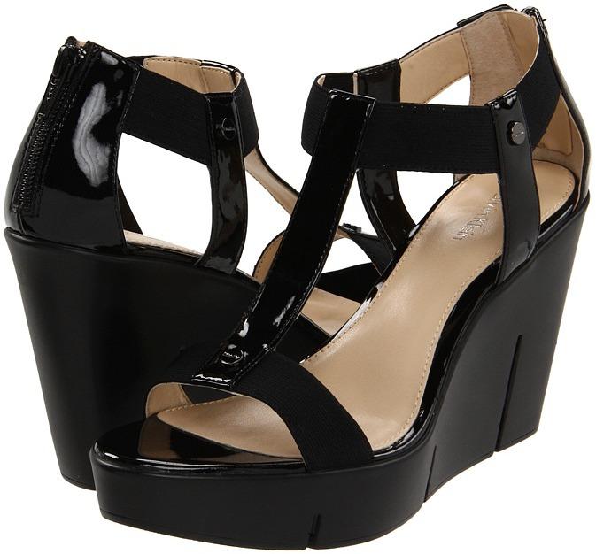 Calvin Klein Maribeth (Black) - Footwear