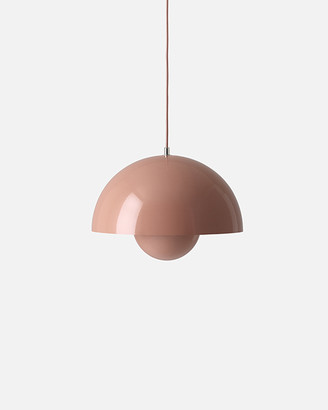 Tradition &Tradition - Flower Pot Pendant Lamp VP1 Beige Red