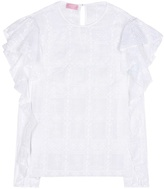 Giamba Cotton-blend Top
