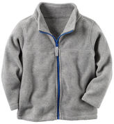 Carter's Zip-Up Heavyweight Fleece Jacket