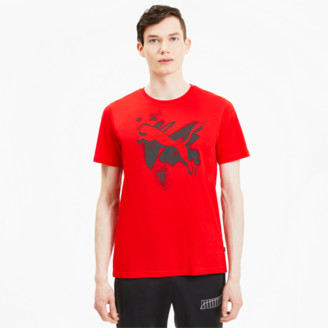 Puma Men's Cat Basic T-Shirt
