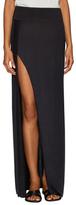 Bella Luxx Front Slit Maxi Skirt