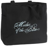 Hortense B. Hewitt Mother of the Bride Wedding Gift Tote Bag - Black