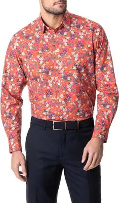 Rodd & Gunn Rosser Street Floral Button-Up Shirt
