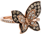 LeVian Le Vian Diamond Butterfly Ring