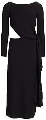Cult Gaia Women's Tina Cutout Knit Dress