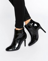 Pieces Psrecha Heeled Ankle Boots