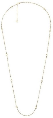 Gucci Interlocking G Necklace In Yellow Gold
