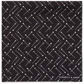 Turnbull & Asser Sewing Pin Pocket Square