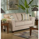 Three Posts Serta Upholstery Franklin Loveseat