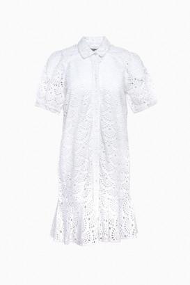 Tanya Taylor White Aliciana Dress