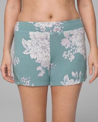 Soma Intimates Cool Nights Lace Shorts
