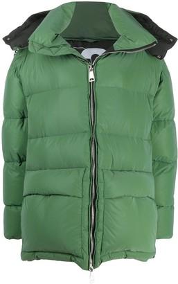 KHRISJOY Oversized Padded Coat