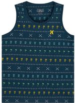 Hurley Boys 4-7 Patterned Tank Top