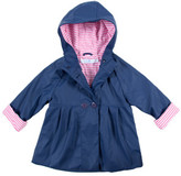 French Soda Girls Raincoat - Navy