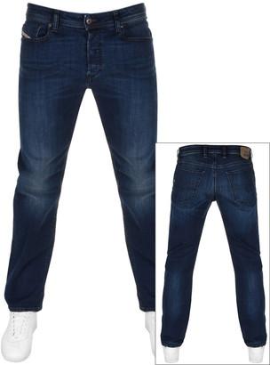 Diesel Waykee 0814W Regular Fit Jeans Blue